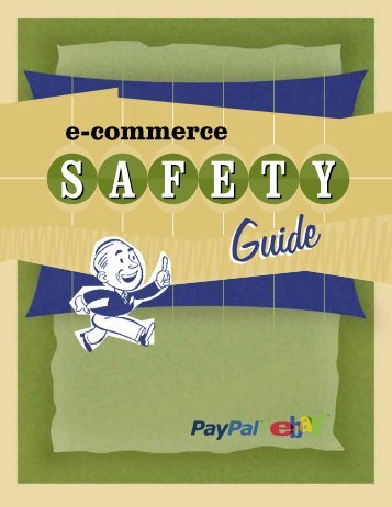 The e-Commerce Safety Guide
