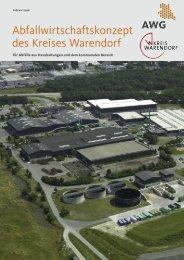 Abfallwirtschaftskonzept des Kreises Warendorf - Kreis Warendorf