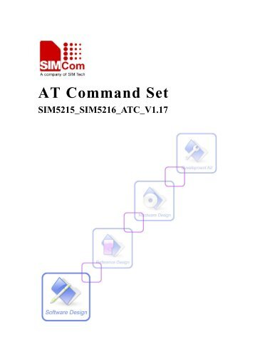 AT Commands Set