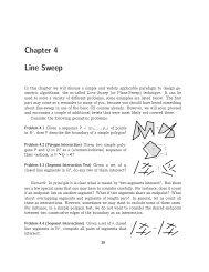 Chapter 4 Line Sweep - TI