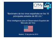 Descargar Estudio Completo sobre los vinos españoles en
