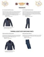 Download Seafair Apparel and Merchandise Catalog - PDF