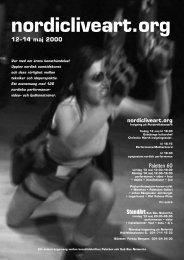 12–14 maj 2000 - Sub Bau
