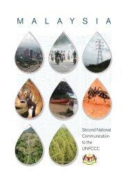Second National Communication - NRE