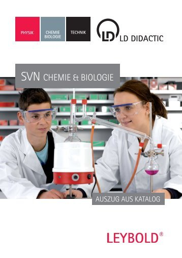 SVN CHEMIE & BIOLOGIE - LD DIDACTIC