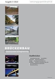 BRÜCKENBAU - Light Design Engineering