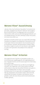 Merano Vitae Sommer 2012 - Page 4