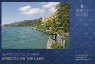 Hotel brochure 2013 - Beatus