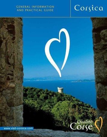 Corsica - Maison de la France
