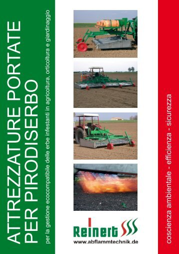 Attrezzature portate per pirodiserbo - Kress-landtechnik.de