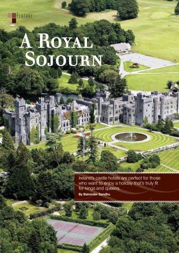 A Royal Sojourn - Ashford Castle
