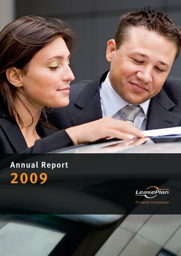 Annual Report LeasePlan 2009 (pdf)
