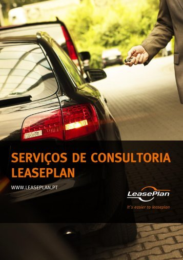 folheto serviįos consultoria-final - LeasePlan