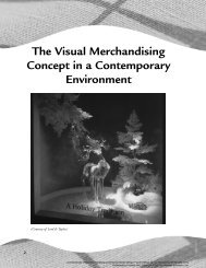 The Visual Merchandising Concept in a Contemporary ... - Pearson
