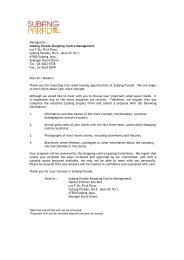 Download Leasing Application Form - Hektar Group