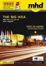 THE big iKEA - APC Storage Solutions - Australia - Pallet Racking ...