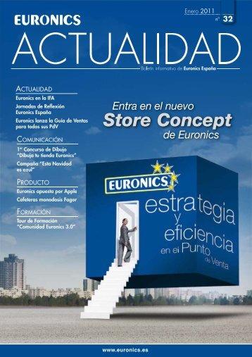 Store Concept - Euronics