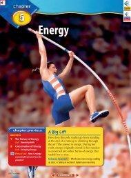 CHAPTER 5 Energy