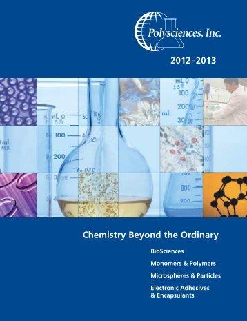 BioSciences - Polysciences, Inc.