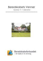 Maj 2012 - Beredskabsforbundet Nordjylland