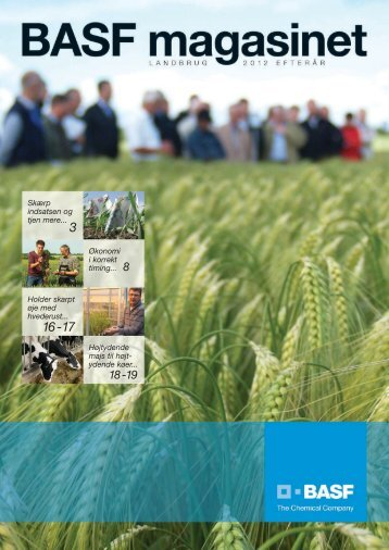 Download som PDF - BASF Crop Protection Danmark