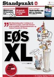 2-2011 - Nei til EU