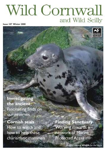 Contacts - Cornwall Wildlife Trust