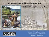 LeBeau Fishing Camp and Weir - Institute for American Indian Studies