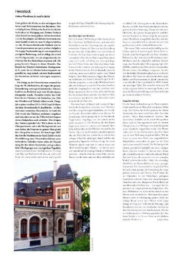 werk, bauen + wohnen 11 / 2010 - Frei + Saarinen