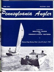 june 1963 boating issue - Pennsylvania Fish and Boat Commission