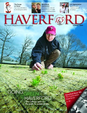 Contents #3 - Haverford College