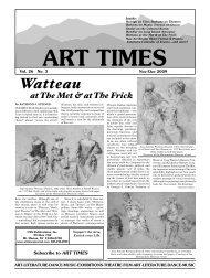 Watteau - Art Times