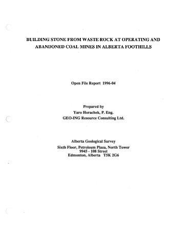 7.73 MB - Alberta Geological Survey