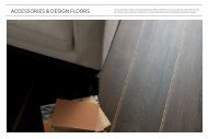Colonia Wood Accessories - Polyflor at Home