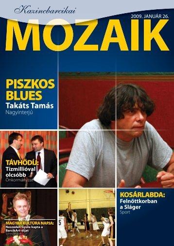 Színes Mozaik - KVTV