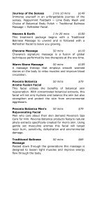 Adaaran Club Rannalhi - Mandara Spa - Page 2