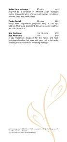 Adaaran Club Rannalhi - Mandara Spa - Page 3