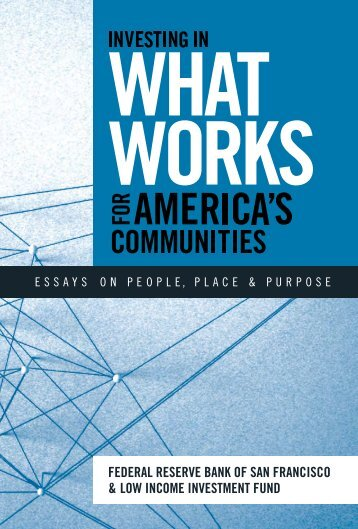 Download a full digital copy of the book - Investing In What Works for ...