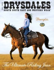 north south east and western wear - Drysdales
