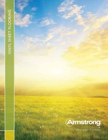 Vinyl sheet flooring - Armstrong