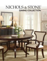 chairs - Stickley