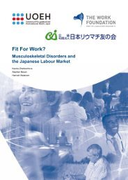English version - Fit for Work Europe