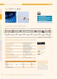 VarioLED™ Flex RGB L - LED Linear