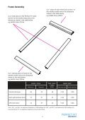 Perfect Fit Roller Blind System Measuring, assembly & fitting ... - Page 6