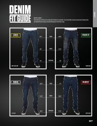 97 97 RELAXED FIT SLIM FIT REGULAR STRAIGHT FIT