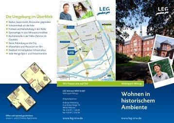 Wohnpark Münster Hiltrup - LEG