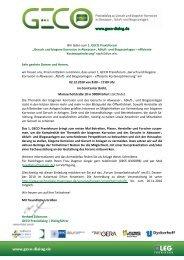 Einladung - Landesentwicklungsgesellschaft Thüringen mbH