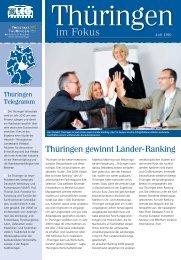 im Fokus - Landesentwicklungsgesellschaft Thüringen mbH
