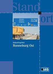 Ronneburg Ost - Landesentwicklungsgesellschaft Thüringen mbH