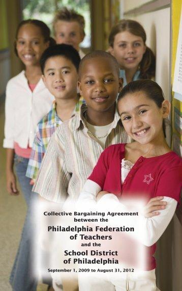 Philadelphia Federation of Teachers School District of Philadelphia